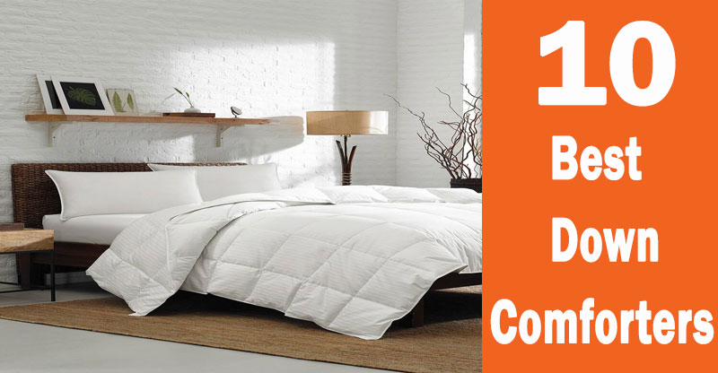 How To Choose The Best Down Comforter Smartly Reviewed