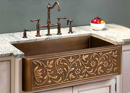Apron/Farmhouse Sink