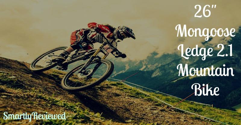 """26"""" Mongoose Ledge 2.1 Mountain Bike"""