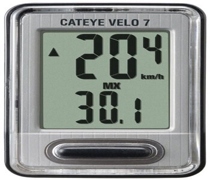 CatEye Velo 7 Bicycle Computer