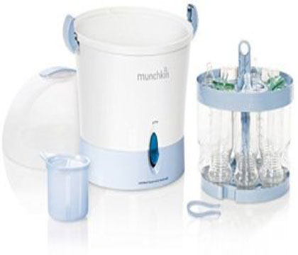 Munchkin Steam Guard Sterilizer