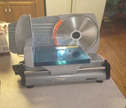Nesco FS 200 Food Slicer