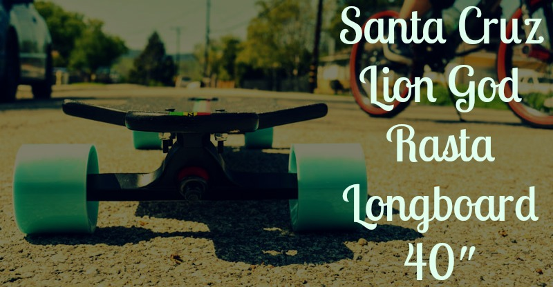 Santa Cruz Lion Longboard