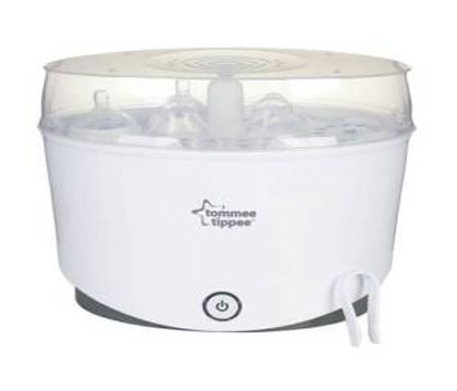 Tommee Tippee Steam Sterilizer Set