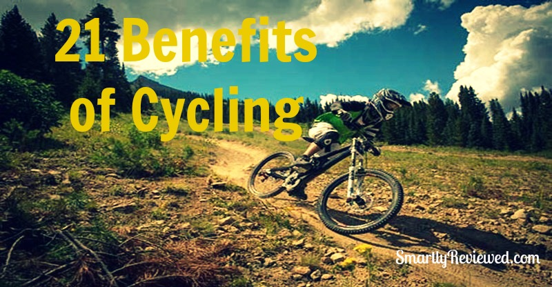 21 Benefits of Cycling