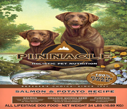 Pinnacle Grain Free Dog Food