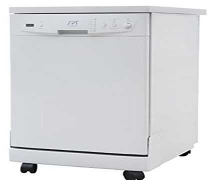 SPT SD-9241W Portable Dishwasher