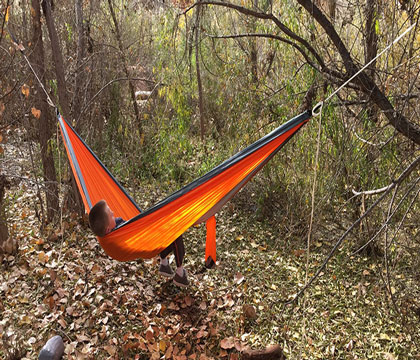 Tribe Provisions Single Person Hammock