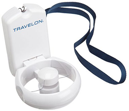 Travelon 3-Speed Folding Fan