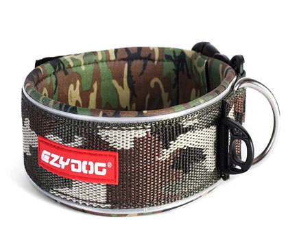 EzyDog Neo Classic Wide Dog Collar