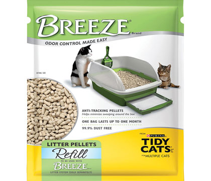 Purina Tidy Cats Breeze
